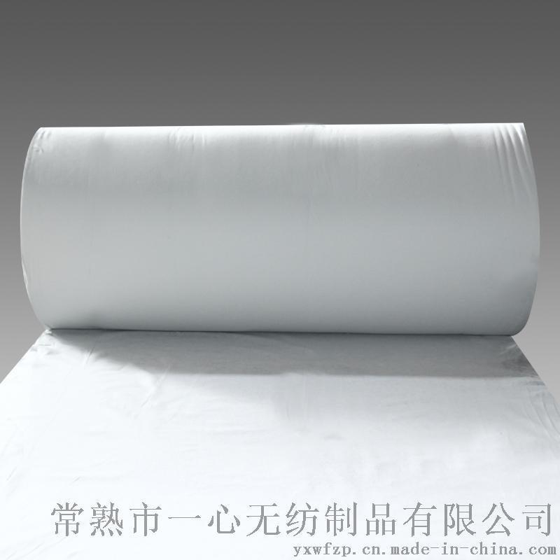 長絲國標200克白色土工布 江蘇常熟廠家供應無紡布