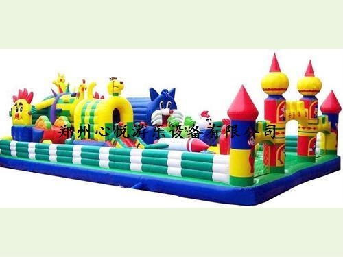 大型充氣玩具 藍貓卡通樂園14-7