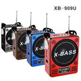 插卡收音機,WAXIBA收音機(XB-909U)XB-909U