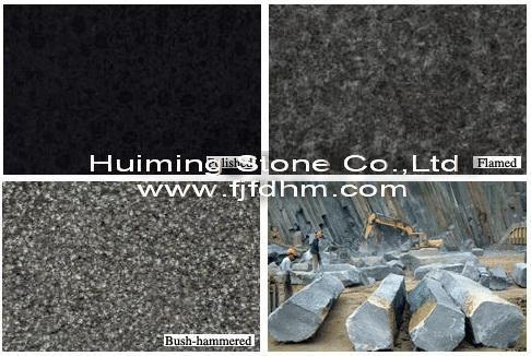 珍珠黑G684石材