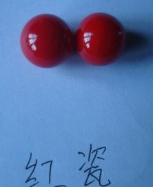 定制手工30mm彩色玻璃球