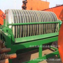 供应干式赤铁矿磁选机皮带除铁器 厂家直销各种选矿设备 **