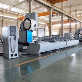 工业铝加工設備铝型材三軸加工中心铝型材数控钻铣設備