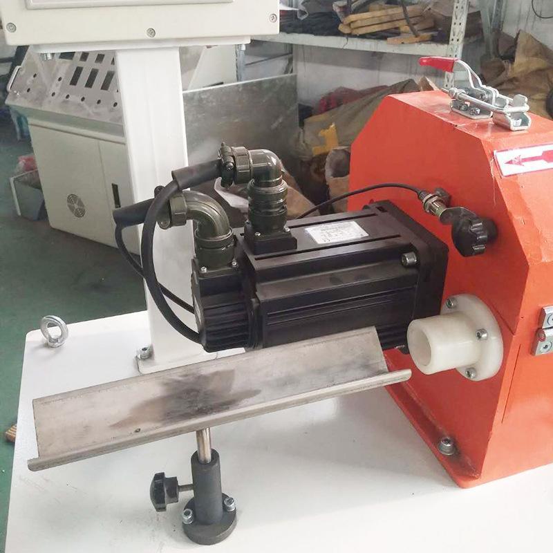 厂家直销高速pu塑料管材飞刀切割机 pvc角度飞刀切割机 切管设备