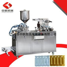 【厂家】广州护肤水/果冻/汽车香水液体泡罩机 欢迎来公司看机