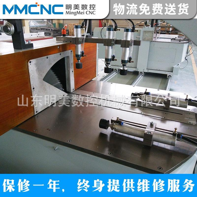 工业铝型材切割设备铝型材数控任意角切割设备