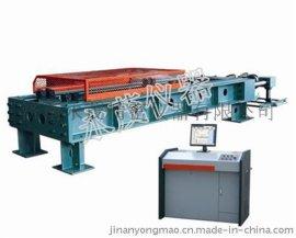 大型卧式拉力试验机结构 大吨位锚链拉伸检测仪器
