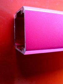 厂家大量批发 铝方管 铝合金方管型材 6063铝方管 非标定做