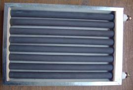 瑞广牌远红外黑色陶瓷辐射电加热板