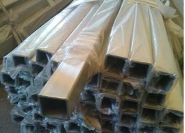 304不鏽鋼方管50*50*3.0廣東佛山304不鏽鋼方管報價