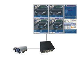 (软件识别)车牌自动识别停车场系统广州厂家