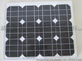 太陽能電池板 單晶矽30w/12v