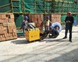 新型二次構造柱泵參加建築機械交易會已做好準備