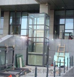 南平市直销导轨小型电梯无底坑家庭电梯老人专用升降台