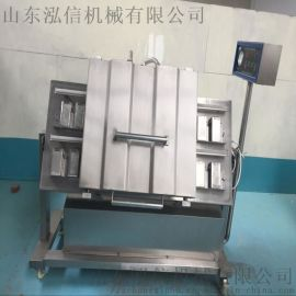 供应倾斜式双室真空包装机机 液体颗粒真空包装机