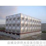 不鏽鋼保溫水箱定製 泰州1-2000噸不鏽鋼水箱