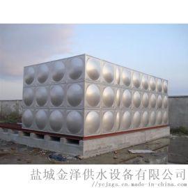 不锈钢保温水箱定制 泰州1-2000吨不锈钢水箱