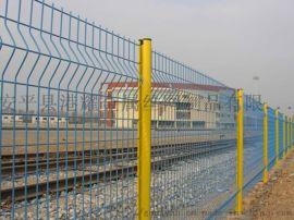 高速公路铁路护栏网,c型柱喷塑护栏网