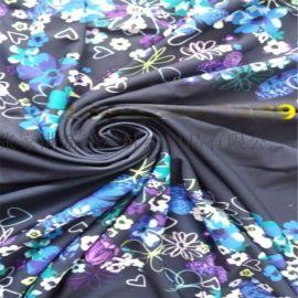 专业织造160d+70d莱卡棉型涤氨弹力布