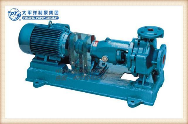 上海太平洋制泵IS(IR)型泵系單級單吸臥式清水離心泵