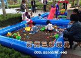 江西吉安充氣沙灘池廠家銷售價格
