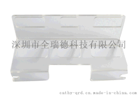 广东深圳亚克力折弯 亚克力加工 PMMA板材角度折弯加工 有机玻璃折弯成型加工