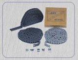 廣東廠家直銷高品質短節距精密滾子鏈雙排鏈三排鏈