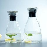 防爆solo冷水壶大容量果汁壶耐热高硼硅玻璃水升凉水壶可加印logo 举报