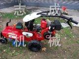 供應186CC柴油機動開溝機小型農田耕地機