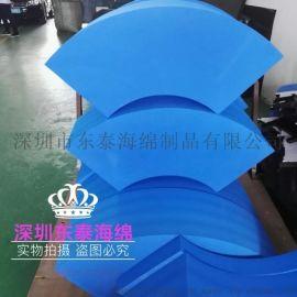 工厂  大型弧形EVA泡棉线切割成型环保