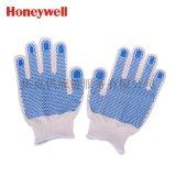霍尼韋爾(Honeywell) 雙麪點塑基礎防護手套針織手套 9碼