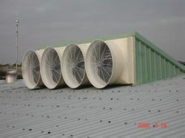 镇江工厂排风系统,车间排烟除尘设备,排烟风机厂家