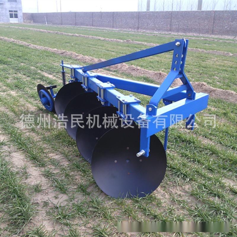 耕地圆盘犁 后置悬挂425型号耕作圆盘犁