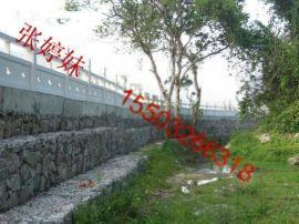 铅丝网笼 河道石笼网 水利工程护堤铅丝石笼网