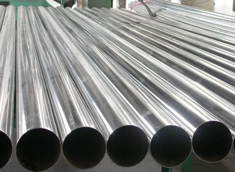 304不鏽鋼焊接鋼管 中山拉絲不鏽鋼方管 傢俱製品用拉絲管