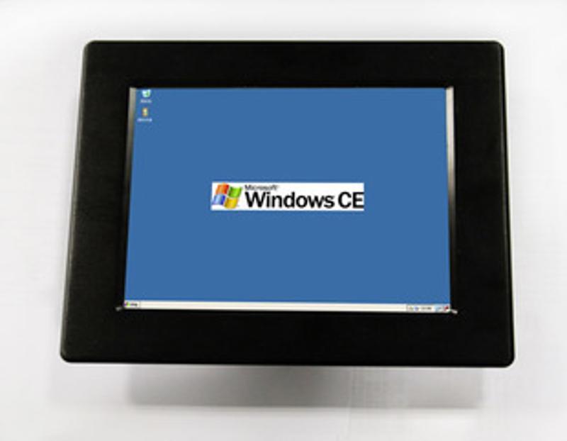 养殖物联网MES工业触摸屏,嵌入式工业平板电脑