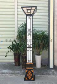 中式特色景观灯柱庭院灯路灯商业步行街照明景观灯定做