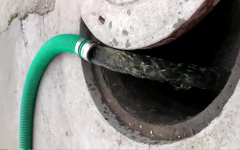 环保吸粪车, 无害化吸粪车, 固液分离吸粪车