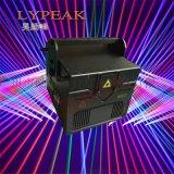 LYPEAK  RGB 3W全彩动画慢摇吧激光灯
