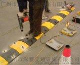 交通設施緩衝帶橡膠減速帶