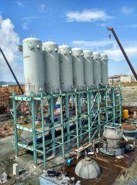公司承接烟囱防腐钢结构防腐工程