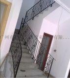 简约现代铁楼梯栏杆定制