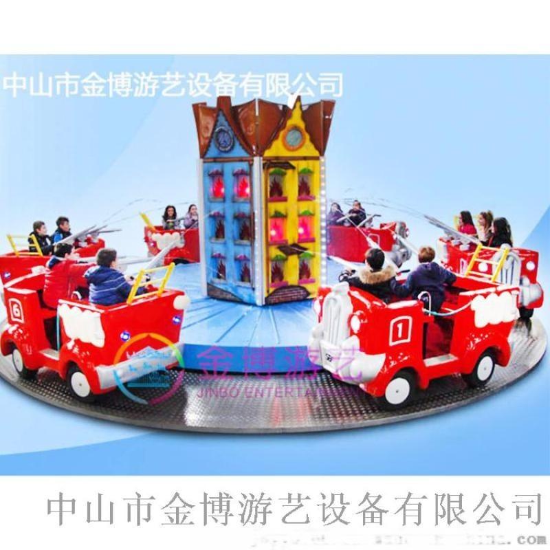 大型遊樂設備消防戰車報價
