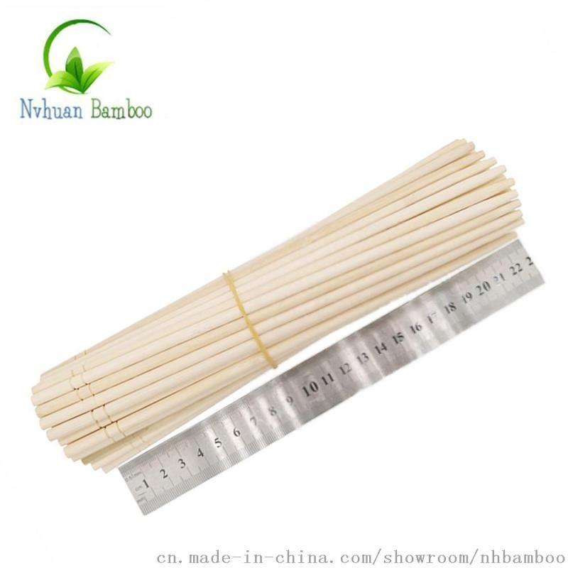 OPP膜包装圆筷子一次性竹筷 4.5mm