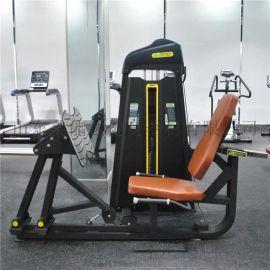 商用健身器材健身房坐式蹬腿训练器室内健身