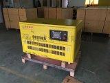 戶外施工專用汽油發電機15KW靜音發電機