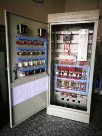 厂家直销德力西ABB变频恒压供水无负压变频控制柜一控三11kw