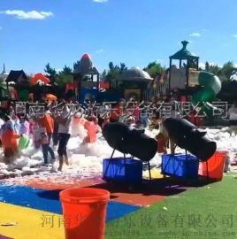 舞台泡沫机喷射式泡沫机水上乐园泡沫机泡泡机