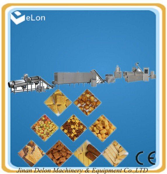 山东DL56高质量膨化食品生产线 膨化机