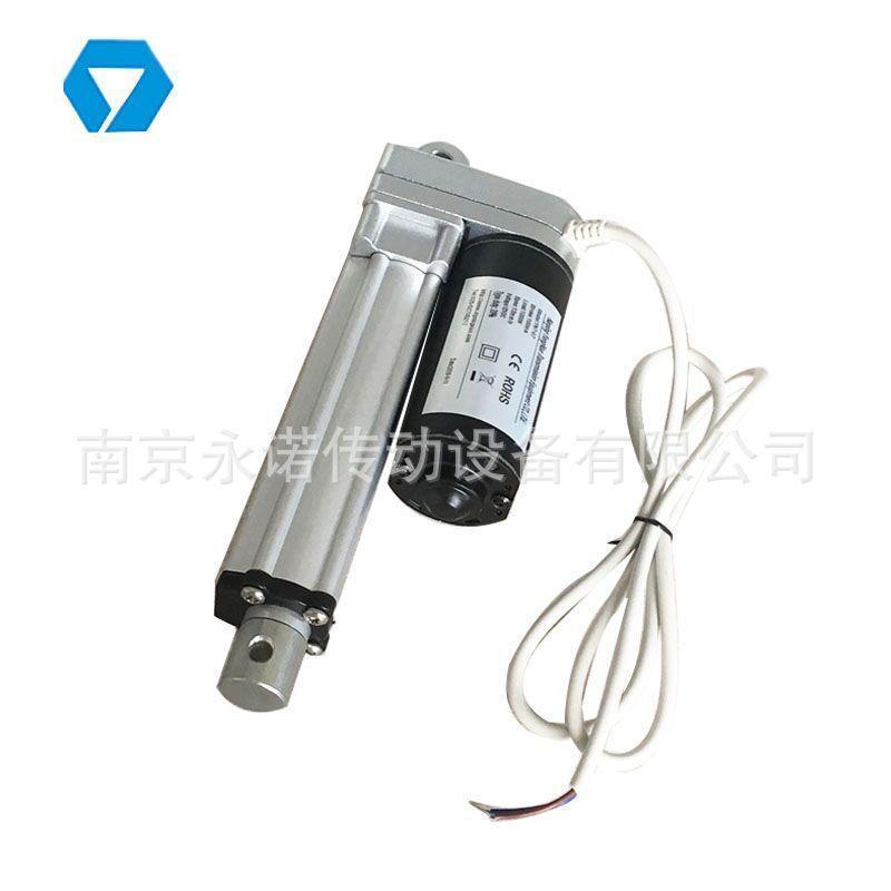 厂家直销环卫车电动推杆12VDC小型推杆电机